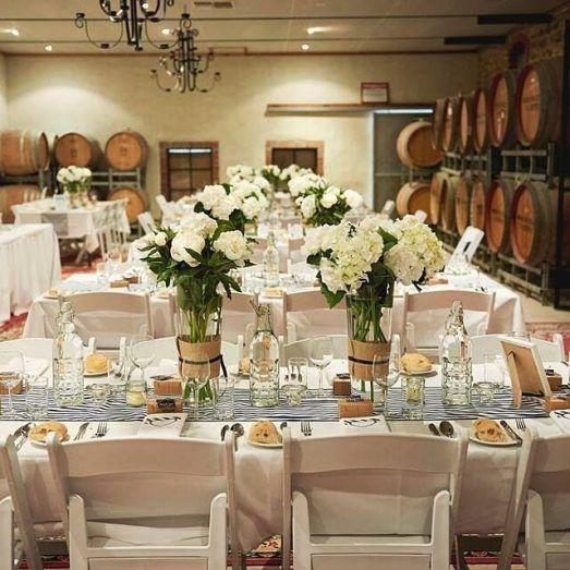 GRAND CRU ESTATE // Barossa, SA // via #WedShed  http://www.wedshed.com.au/wedding_venues/peter-seppelt-wines-grand-cru-estate-barossa-valley-sa/