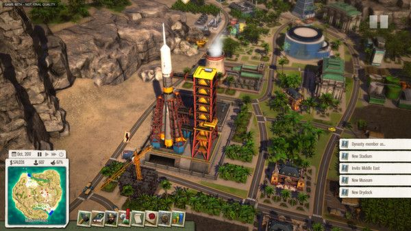 Tropico 5 sur Steam