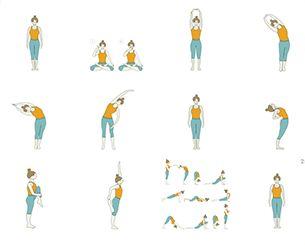 1 hour yoga  intermediate yoga sequence standing yoga