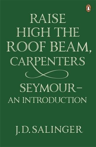 "Love J.D. Salinger. ""Raise High the Roof Beam Carpenters"" is a reference to a Sappho poem. Seymour - I loved Seymour. Such a tragic character who (and this may be my obsession talking) reminds me a little of Patrick Jane."