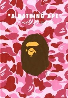 A BATHING APE  Founded in the mid-1990s and now a leading force in global fashion, *A Bathing Ape®—or simply #Bape—redefined the height of urban cool for a new generation of Tokyo hipsters. The creation of a young, enigmatic designer simply known as Nigo, Bape has rapidly become one of the most exclusive and sought-after youth brands in Europe and America. #ABathingApe #book