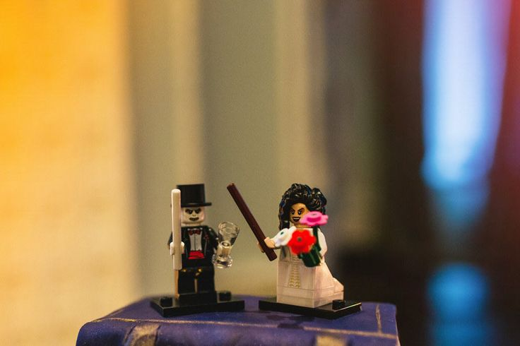 Para os fãs do Harry Potter este certamente foi o casamento mais mágico de todos os tempos. Confira!