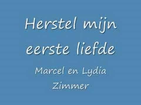Herstel mijn eerste liefde - Marcel en Lydia Zimmer