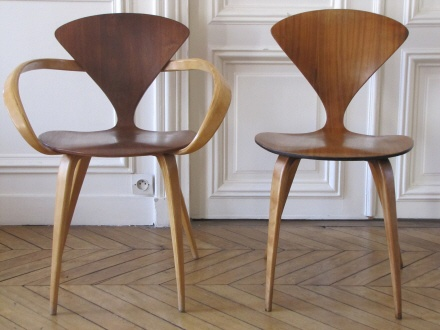 Lovely Cherner Chairs for Sale