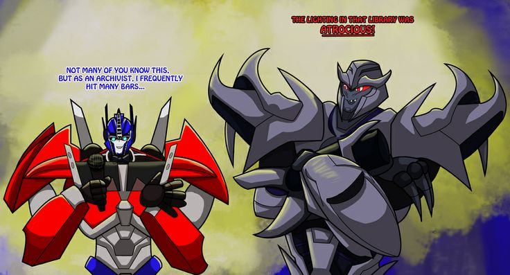 So Peter Cullen and Frank Welker were known to start doing stand up comedy routines during their voice work - some times the skits would last 20 minutes, and the producers would be in tears from laughing. I need that audio! xD
