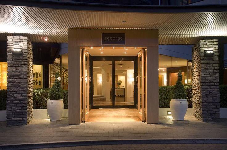 The George Hotel in Christchurch, New Zealand #unique #experiences #newzealand #gourmet #journeys  #luxury #premium #travel
