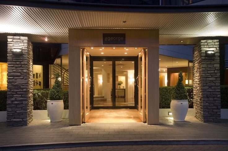 The George Hotel in Christchurch, New Zealand #unique #experiences #newzealand #gourmet #journeys  #luxury #premium #travel