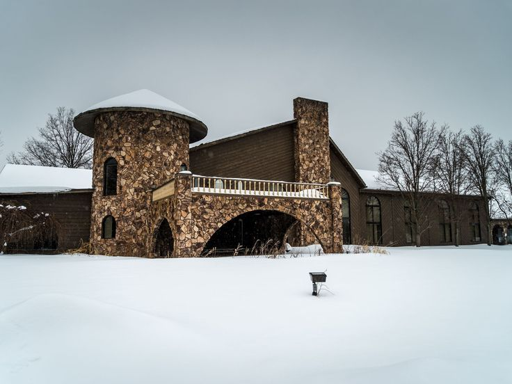 A look inside Mike Tyson's deserted Ohio mansion.