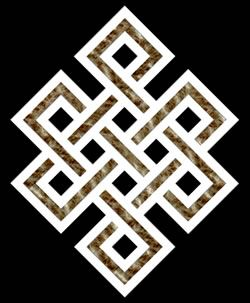 equality for all beings symbols | The Endless Knot (Buddhist)""