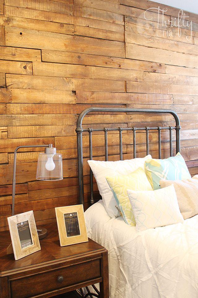 54 best bedroom inspiration images on pinterest bedroom for Amazing bedroom wall designs
