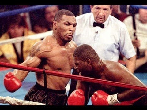 Mike Tyson ™ ✰ Top 12 Knockouts ✰ - YouTube