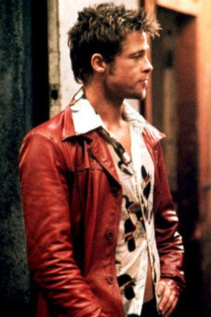 This stylish Tyler Durden. | 24 Halloween Costumes That Will Make You Do A Double Take