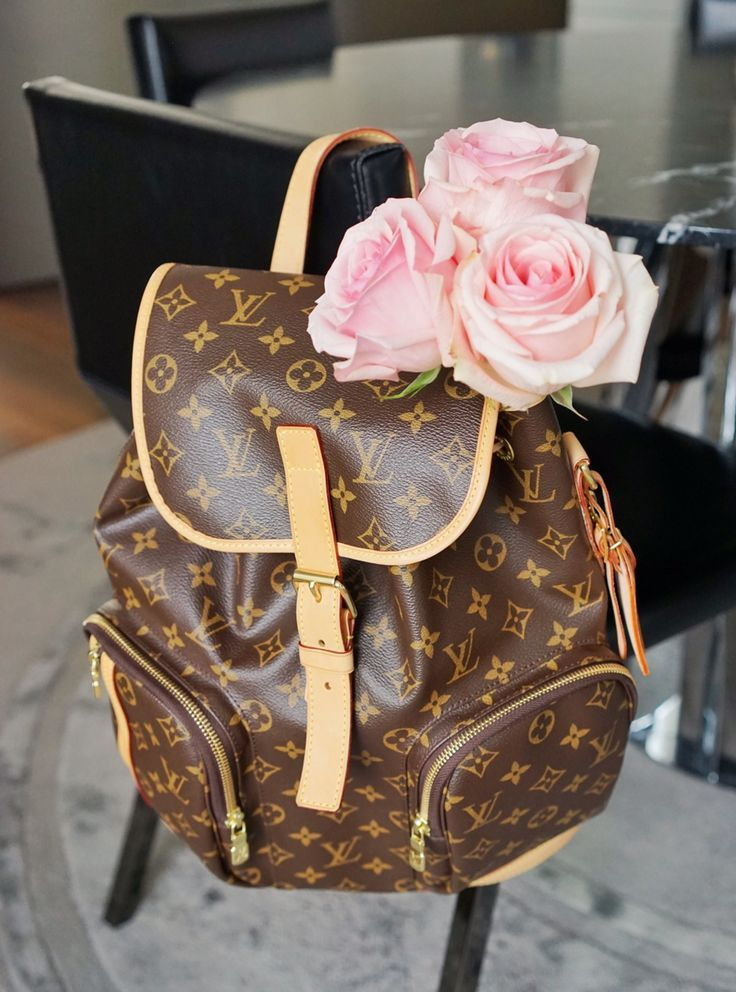 Louis Vuitton Bosphore Backpack | Mangobluete Life & Style Blog