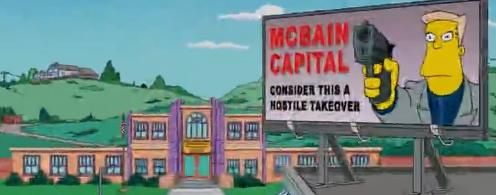 From yesterday's Simpsons' episode intro.
