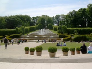 Alnwick Castle Garden