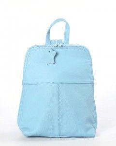 Plecak BACKPACK niebieski błękitny