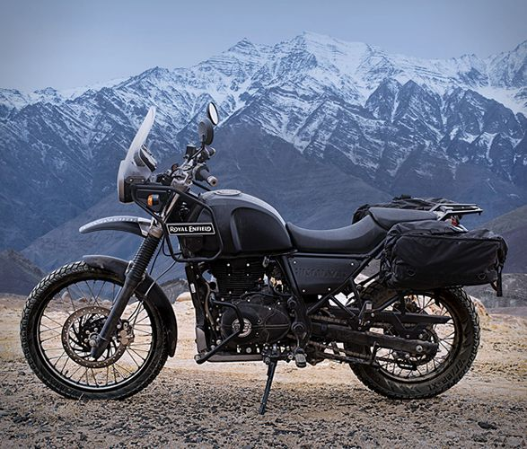 2018 Royal Enfield Himalayan Enfield Himalayan Royal Enfield
