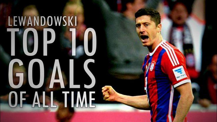 Robert Lewandowski Goals