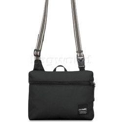 Pacsafe Slingsafe LX50 RFID Blocking Anti Theft Mini Tablet Cross Body Bag Black 45200