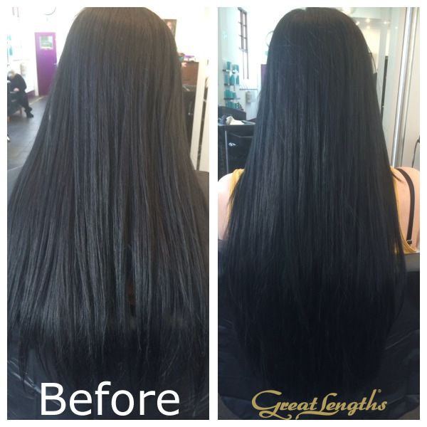 67 Best Transformations With Great Lengths Images On Pinterest