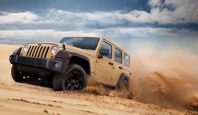 オフロードマインドを際立たせた100台限定のラングラー Jeep   Web Magazine OPENERS