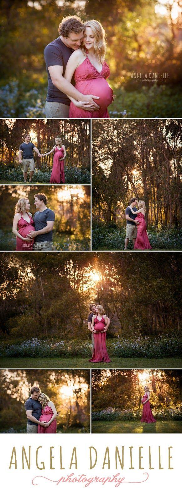 www.angeladanielle.com.au Brisbane based photographer.  Gorgeous maternity session.