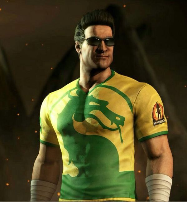 1000+ Images About Johnny Cage [Mk] [NG18] On Pinterest