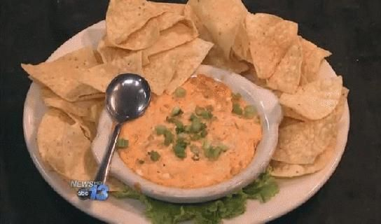 Buffalo Chicken Dip - by Wild Wing Cafe