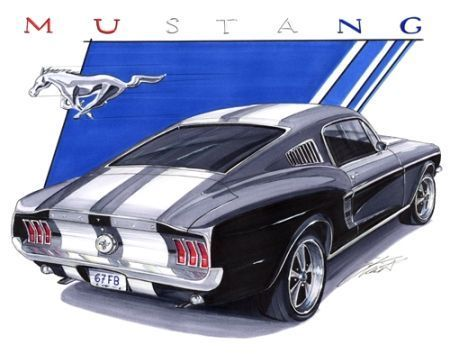 The Ford Mustang is an automobile manufactured by the Ford Motor Company. Description from imgarcade.com. I searched for this on bing.com/images