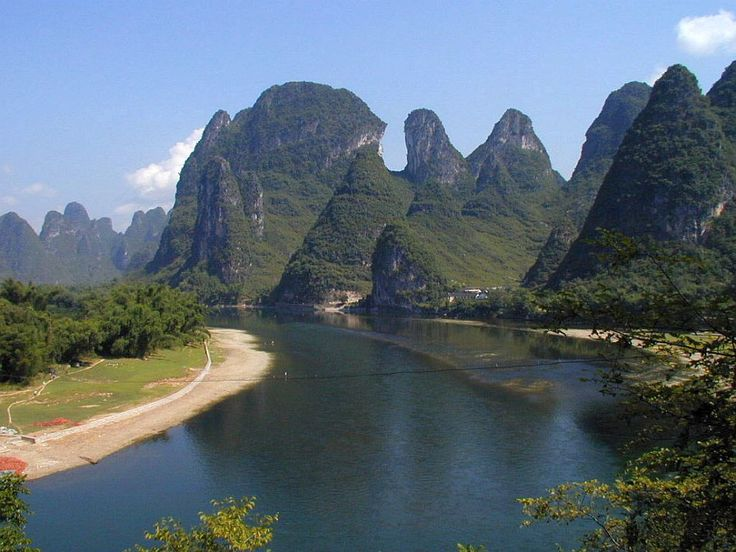 Find your peace, in Guilin, China.