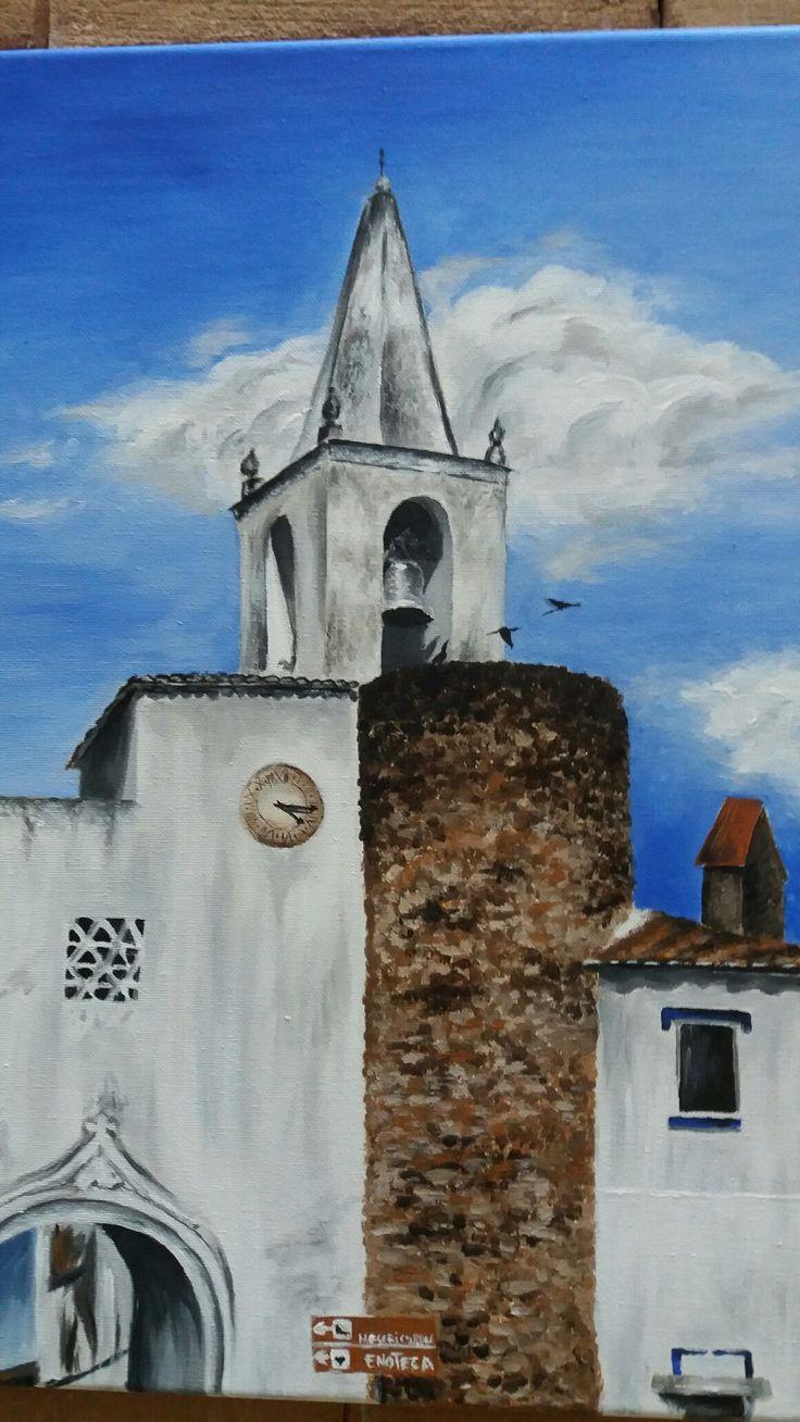 Porta do sol...vila de redondo-alentejo portugal