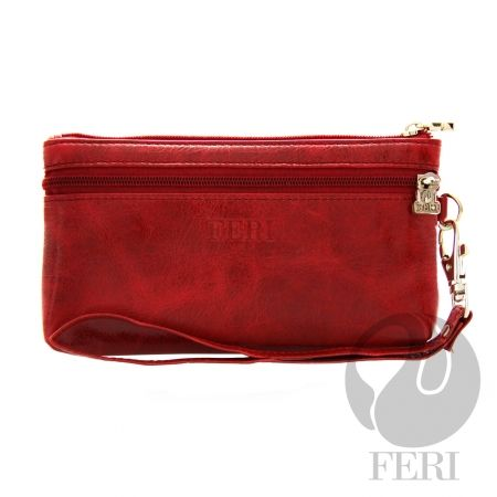 FERI SPICE WALLET, made in beautiful Italian Leather  (click on pic to go to my website)