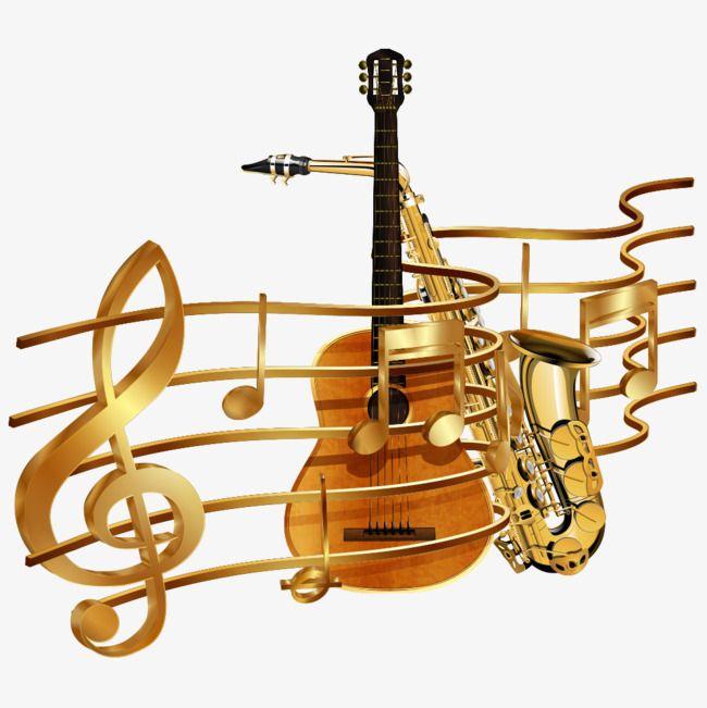 Notas Musicais De Vetor Com Ouro Clipart De Musica Nota Notas De Ouro Imagem Png E Psd Para Download Gratuito Music Images Music Design Passion Music