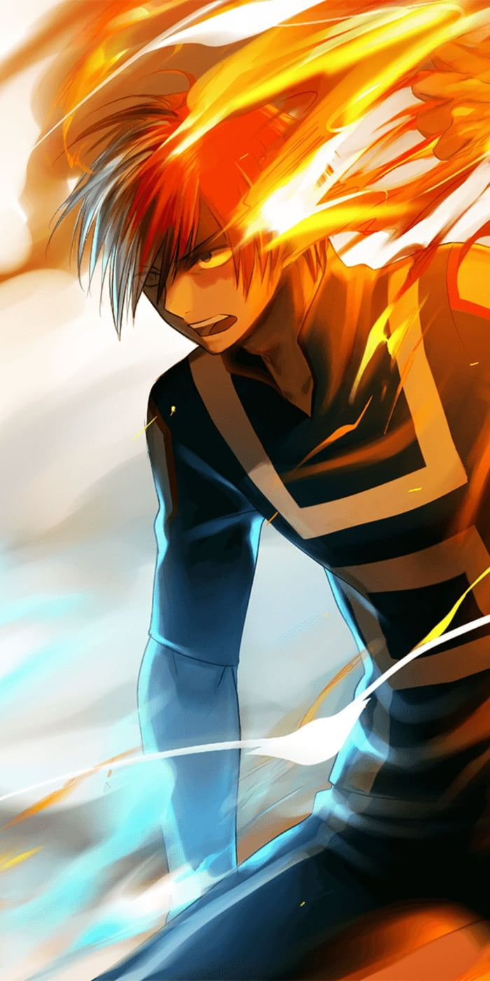 Boku No Hero Academia Shoto Todoroki My Hero Academia Episodes My Hero Academia My Hero