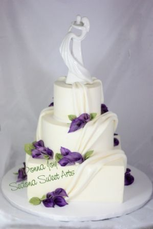 Best Wedding Cakes In Chattanooga