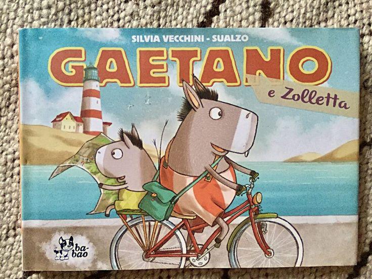 GAETANO E ZOLLETTA  Sualzo - Silvia Vecchini - Bao Publishing - 2014 http://gallinevolanti.com/fantastici-6-7-8-anni/