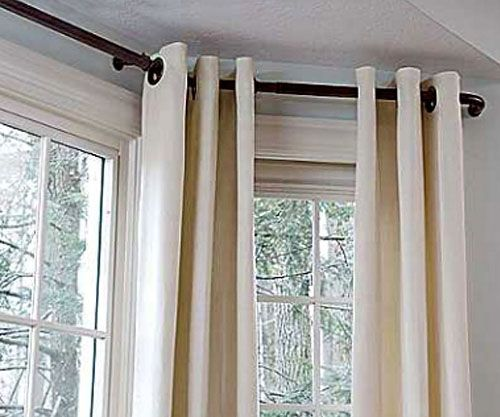 Check out the deal on Versailles Bay Window Rod Set at BedBathHome.Com