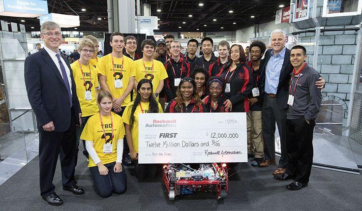 Rockwell Automation Acerca la Ciencia y la Tecnología a la Fuerza Laboral