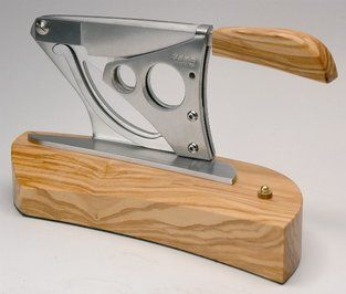 For cutting your cigars, or if you're in the mafia, you can remove fingers w/ this baby.