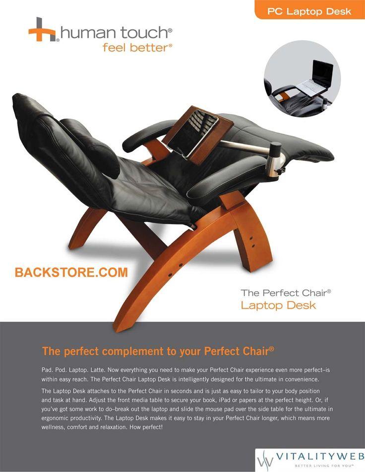Ergonomic Laptop Desk And Chair