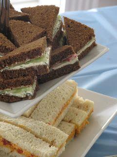 Prepara unos exquisitos mini sándwiches con diferentes ingredientes, prácticos y deliciosos