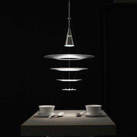 Allgemeinbeleuchtung | Pendelleuchten | Enigma | Louis Poulsen. Check it out on Architonic