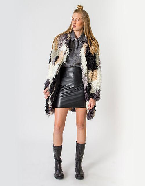 Masterpiece: Fur jacket
