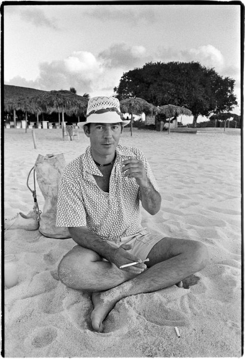 """""""Life should not be a journey to the grave with the intention of arriving safely in a pretty and well preserved body, but rather to skid in broadside in a cloud of smoke, thoroughly used up, totally worn out, and loudly proclaiming """"Wow! What a Ride!""""  Hunter S. Thompson"""