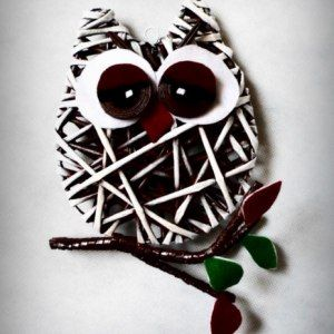 owlsome, paper owl