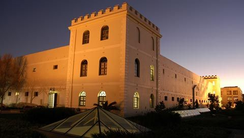 The Breakwater Lodge used to be a Prison. Now it is an interesting hotel in the Protea chain, and the home of the PSASA Annual Convention April 2015.
