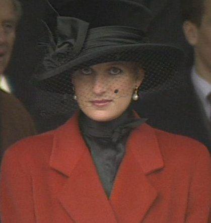 Princess Diana, December 25, 1993 (PS)