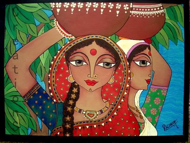 Panihari : The water woman of India