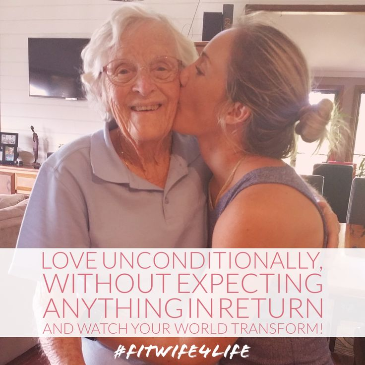 Love unconditionally, without expecting anything in return and watch your world transform! #unconditionallove #generosity #givenotget #bridalicious #fitwife4life @fitwife4life