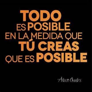 Todo es posible!